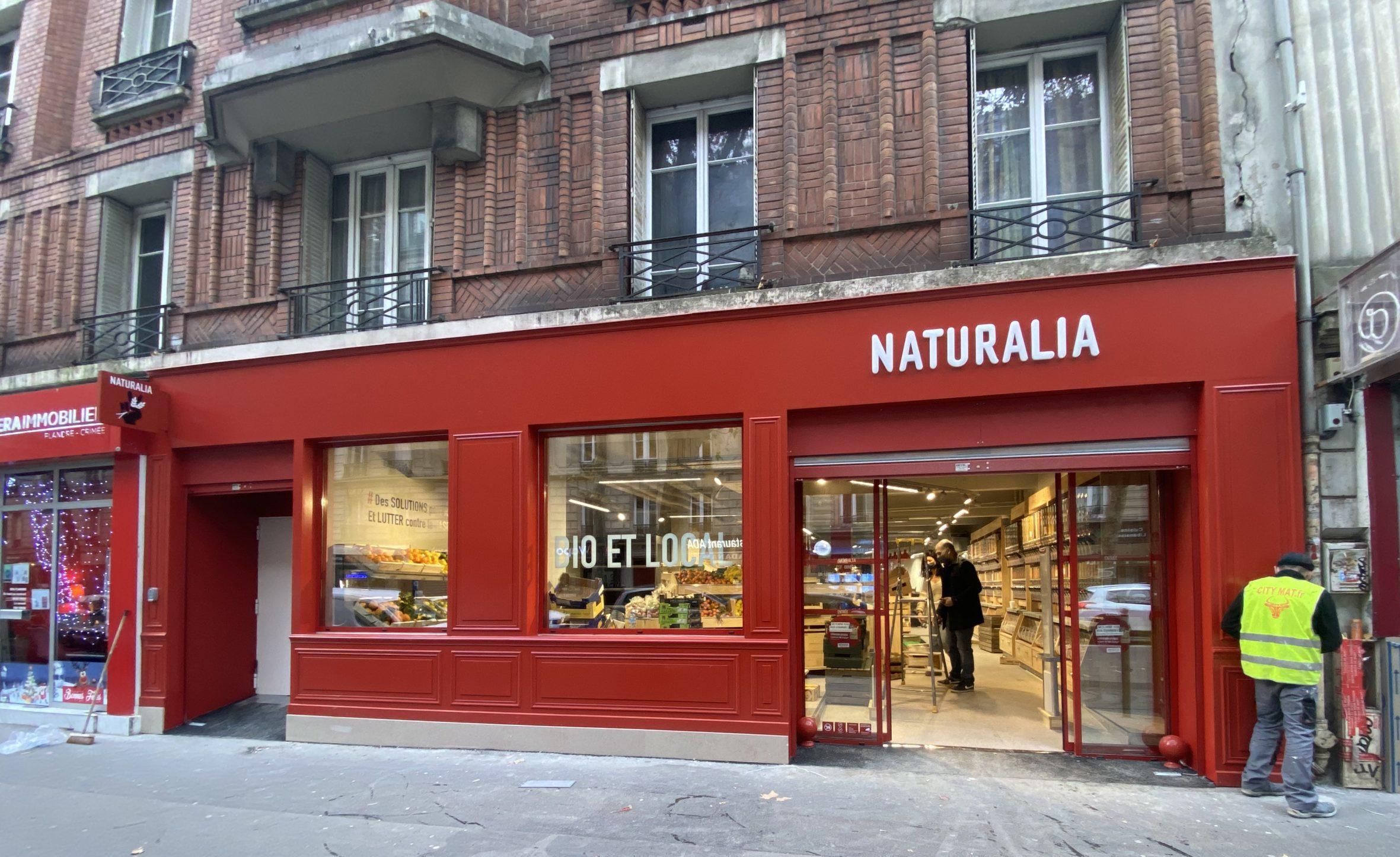 Naturalia Paris Crimée